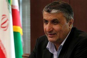 وزیر راه و شهرسازی از مدیر کل راه و شهرسازی چهارمحال و بختیاری تقدیر کرد