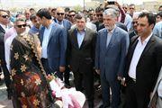 مجتمع فرهنگی و هنری شهرستان رودان افتتاح شد