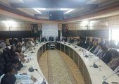برگزاری جلسه شورای اداری در فرمانداری طالقان