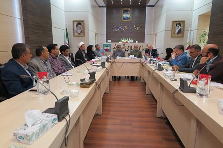 حضور اعضای شورا، شهردار مرکز و مناطق دوگانه در مساجد