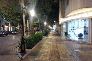 زیبا سازی و نورپردازی فضای های شهری