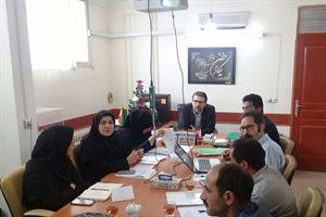 گزارش تصویری کمیته فنی شهر بجنورد روز سه شنبه 15 مرداد 98