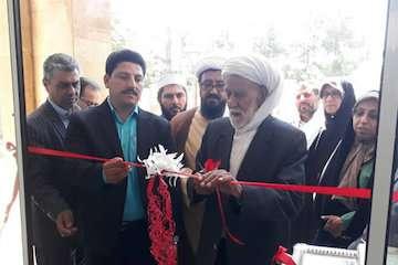 افتتاح ساختمان فرمانداری شهرستان باخرز درهفته دولت