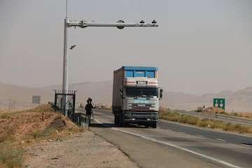 ثبت بیش از ۳ میلیون تخلف سرعت غیرمجاز در استان اردبیل