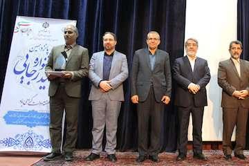 کسب رتبه برتر توسط راه و شهرسازی استان زنجان در پانزدهمین جشنواره شهید رجایی