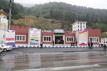 بهرهبرداری از ساختمان جدید پاسگاه پلیس راه محور سوادکوه