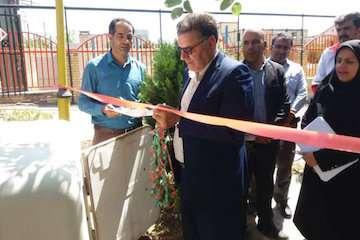 اولین دستگاه شتابنگار نسل جدید در رزن همدان در هفته دولت نصب شد