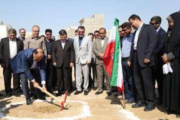 عملیات اجرایی طرح اقدام ملی تولید ۷ هزار واحد مسکونی در هرمزگان آغاز  شد