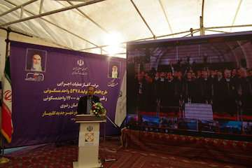 عملیات ساخت ۵۴۰۰ واحد مسکونی در خراسان رضوی به دستور رئیس جمهوری آغاز شد