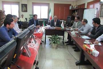 برگزاری اولین آزمون آگاهی سنجی تخصصی HSE  در راه و شهرسازی مازندران