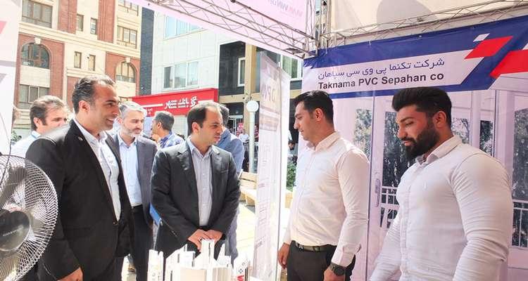 برگزاری کارگاه و نمایشگاه نما در منطقه ۱۲ شهرداری تهران/ گزارش تصویری