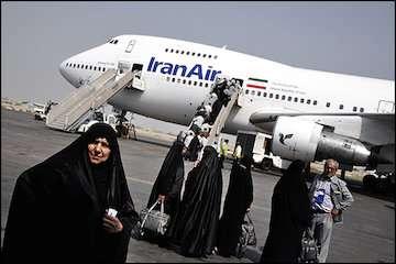 بازگشت ۵۲۰۰۰ حاجی با ۲۱۳ پرواز تا پایان ۷ شهریور
