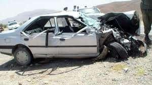 تلفات جادهای در مسیر اهواز- ایذه کاهش یافته است