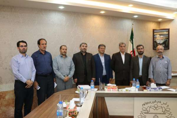 جلسه انتخاب هیات رئیسه شورای شهر بناب برگزار شد/ محمد باقر ولائی (صحرائی) برای دومین سال پیاپی رئیس شورا شد