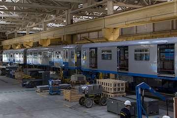 دو قرارداد به ارزش ۱۵۹۰۰ میلیارد ریال در صنعت حمل ونقل ریلی امضا شد