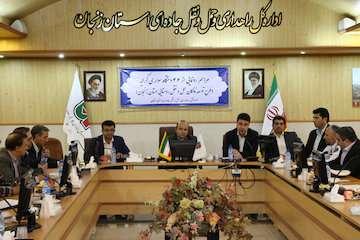 ۴۶ دستگاه ناوگان سواری کرایه به ناوگان حمل ونقل روستایی استان زنجان ملحق شد