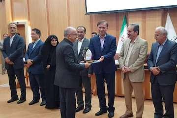 کسب رتبه برتر توسط اداره کل راهداری و حمل و نقل جادهای استان گیلان در جشنواره شهید رجایی
