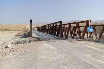 بهسازی و احداث پل بزرگ بانرحمان مهران