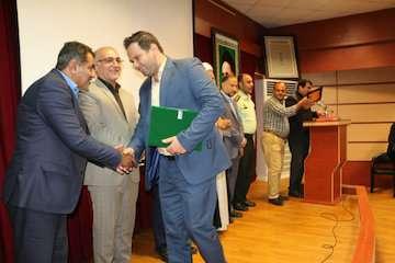 رئیس اداره راه و شهرسازی بهشهر، نکا و گلوگاه به عنوان مدیر نمونه شهرستان انتخاب شد
