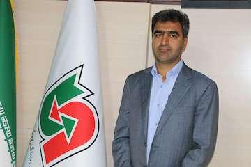 تجلیل از مدیرکل راهداری و حمل ونقل جاده ای استان مرکزی