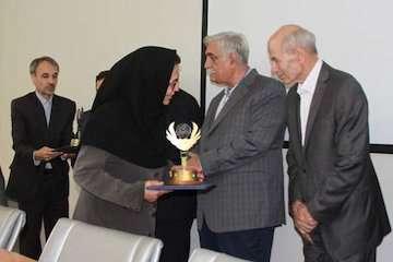 روابط عمومی اداره کل راهداری و حمل ونقل جاده ای استان مرکزی موفق به کسب رتبه شد