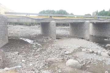 پل روستای بسیط شهرستان هشترود به بهره برداری رسید