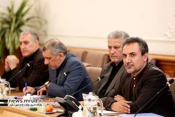 نشست هماهنگی کمیته ارتباطات مراسم گرامیداشت هفته دفاع مقدس وزارت راه و شهرسازی برگزاری شد