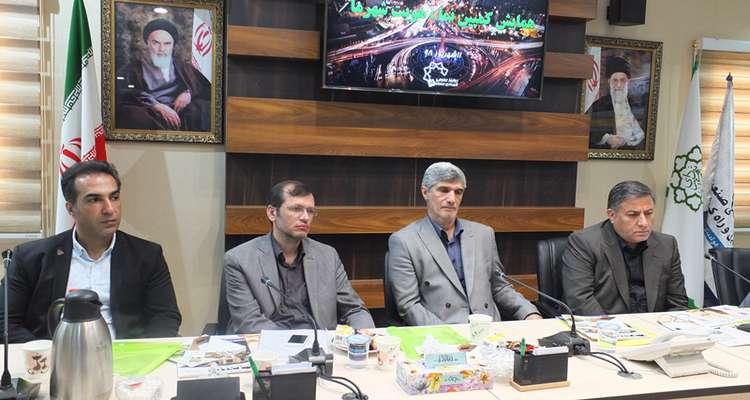 برگزاری کارگاه و نمایشگاه نما در شهرداری منطقه پنج تهران/ گزارش تصویری