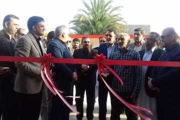 افتتاح بازارچه بابائیان زاهدان