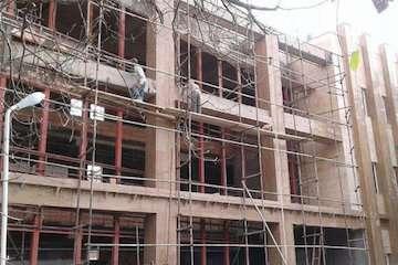 بازدید فرماندار اسکو از پیشرفت سایت مسکن مهر این شهرستان