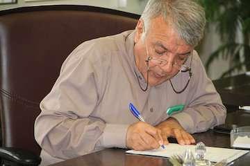 چهارمین ملاقات مردمی مدیرکل راه و شهرسازی استان تهران