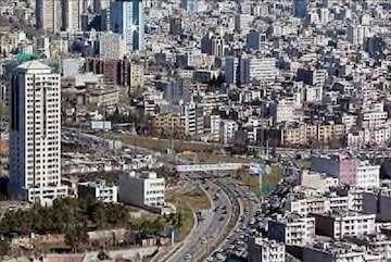 ارزش املاک اجاری مناطق ۲۲ گانه شهر تهران تعیین شد
