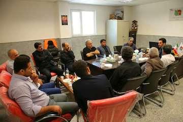 آمادگی راهداری لرستان برای جابهجایی زائران اربعین حسینی