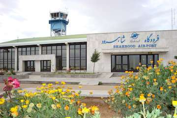 گام آخر عملیات تطویل و بهسازی باند پروازی فرودگاه شاهرود