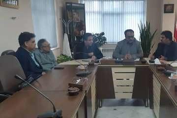 جلسه مدیرکل راه و شهرسازی گیلان و فرماندار رودسر برای رفع مشکلات پروژه چمخاله - رودسر برگزار شد