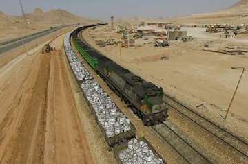 ثبت بالاترین رکورد بارگیری در راه آهن منطقه شرق
