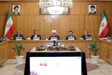 قدردانی هیئت دولت از خدماتدهی شرکت فرودگاه ها و هواپیمایی جمهوری اسلامی ایران به حجاج