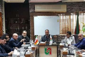 تبیین برنامه های کمیته حمل و نقل و سوخت ستاد اربعین استان سمنان