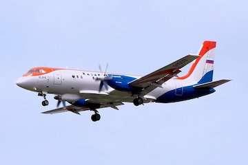 هواپیماهای مسافری توربوپراپ روسی در هند تولید می شوند