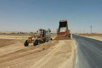 اصلاح ۵ نقطه حادثهخیز شهرستان فراهان