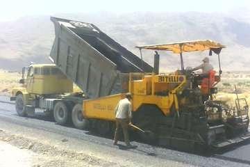 انجام بهسازی راه ارتباطى روستاى آلقو و شورقره کند شهرستان چاراویماق آذربایجان شرقی