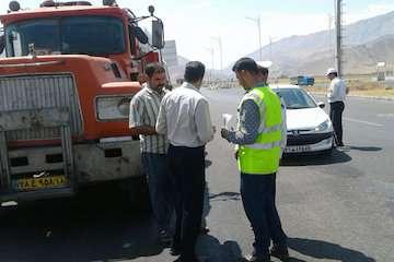 نظارت برناوگان حمل ونقل عمومی شهرستان مراغه در حال انجام است