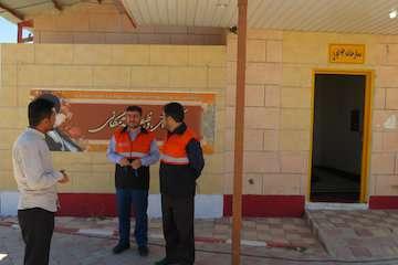 نمازخانه مجتمعهای خدماتی رفاهی استان همدان میزبان زائران اربعین حسینی