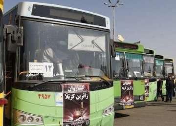 اعلام برنامه جامع بازگشت زائران با اتوبوسها در ایام اوج سفرهای اربعین/ ممنوعیتها و محدودیتهای ناوگان اتوبوس در ایام اجرای طرح