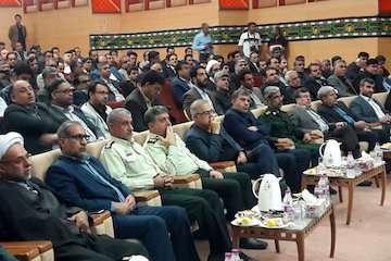 اداره راه و شهرسازی هرمزگان رتبه برتر جشنواره شهید رجایی را کسب کرد