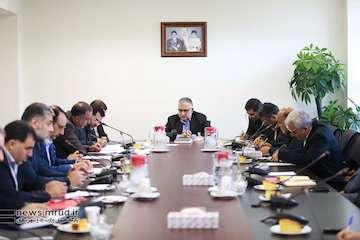 سومین جلسه کارگروه تخصصی صنعت حملونقل برگزار شد