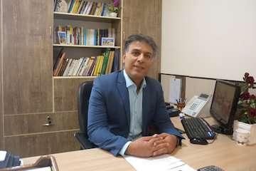 ساختمان ثبت احوال شهرستان عنبرآباد کرمان آماده بهرهبرداری است