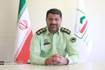 شماره تلفن ۴ رقمی گزارشهای مردمی در هفته نیروی انتظامی افتتاح میشود