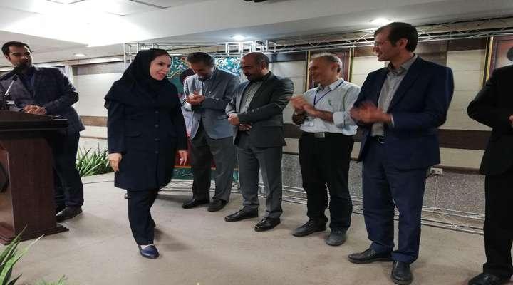 برگزاری کارگاه و نمایشگاه نما در شهرداری منطقه ۱۴ تهران/ گزارش تصویری