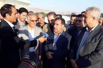 قطار میانه- تبریز تا پایان مهرماه به ایستگاه بستانآباد میرسد